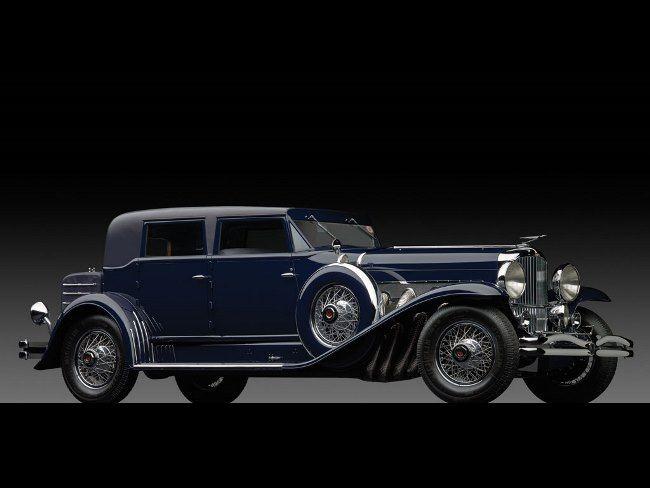 1933 Duesenberg Model SJ Beverly by the Walter M. Murphy Company