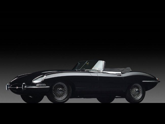 1966 Jaguar E-Type Series I 4.2-Litre Roadster