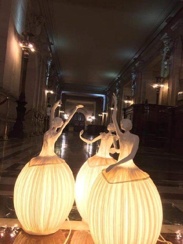 Amazing paper lampshade