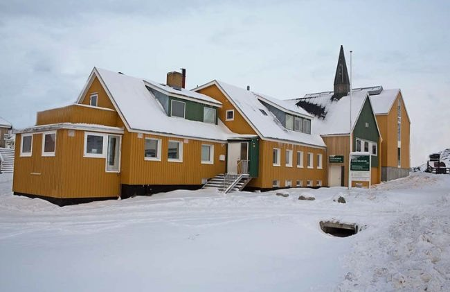 Art Museum in Nuuk