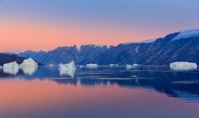 Astonishing Greenland