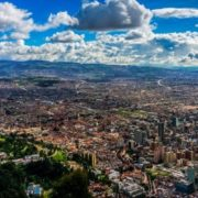 Bogota - the city of contrasts