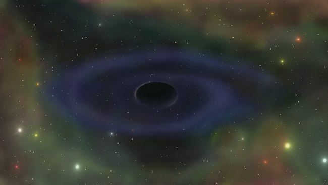 Graceful Black Hole
