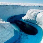 Ice Canyon