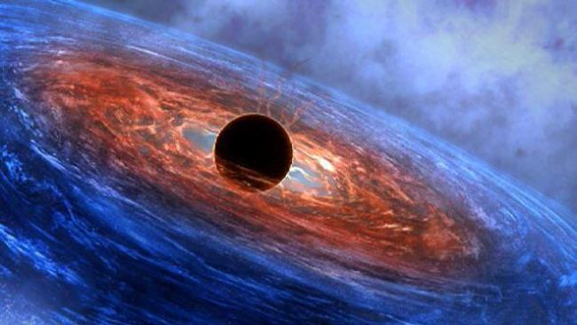 Lovely Black Hole