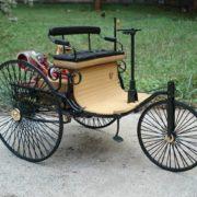 Motorwagen by Carl Benz