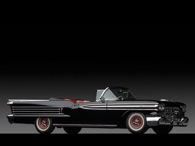 Oldsmobile Ninety-Eight Convertible