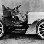 Racing version of Mercedes 35 hp
