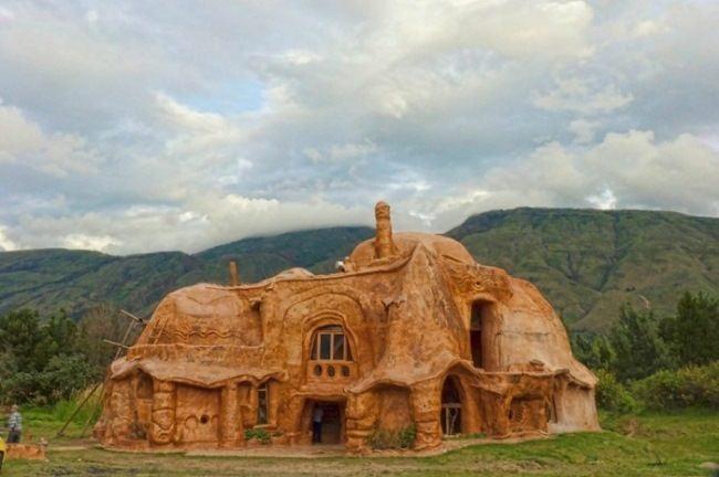 Terracotta House