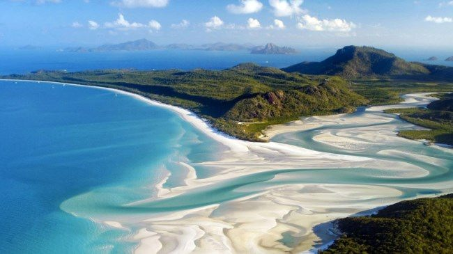 Beaches of White Harbor, Australia