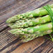 Charming asparagus