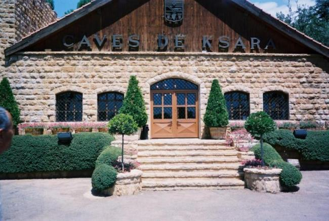 Chateau Ksara Winery
