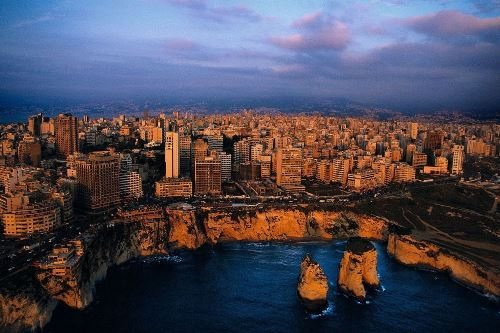 Lebanon - small Middle Eastern country