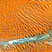Namib is a coastal desert in southwestern Africa