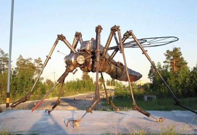 Noyabrsk, Russia