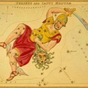 Perseus and Caput Medusae