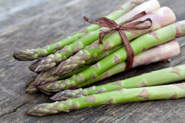 Pretty asparagus