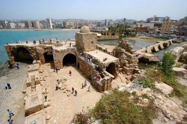 Sidon Fortress