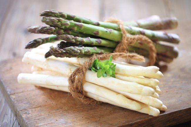 Tasty asparagus