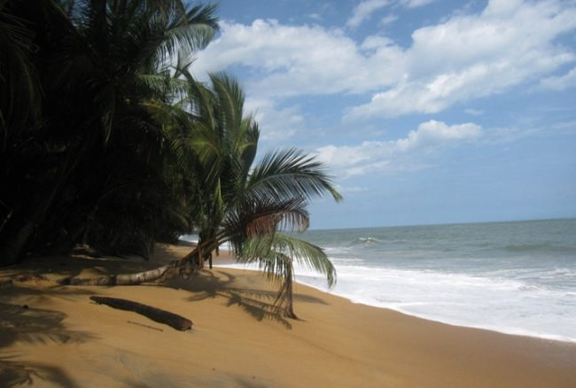Beaches of Liberia