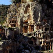 Demre - the birthplace of St. Nicholas