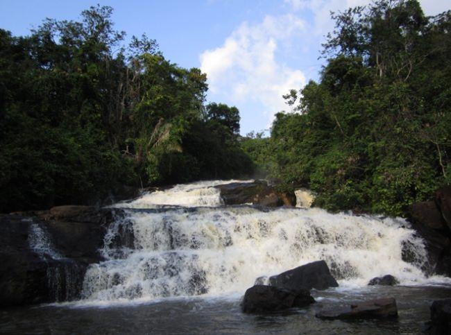 Kpatawee Waterfall