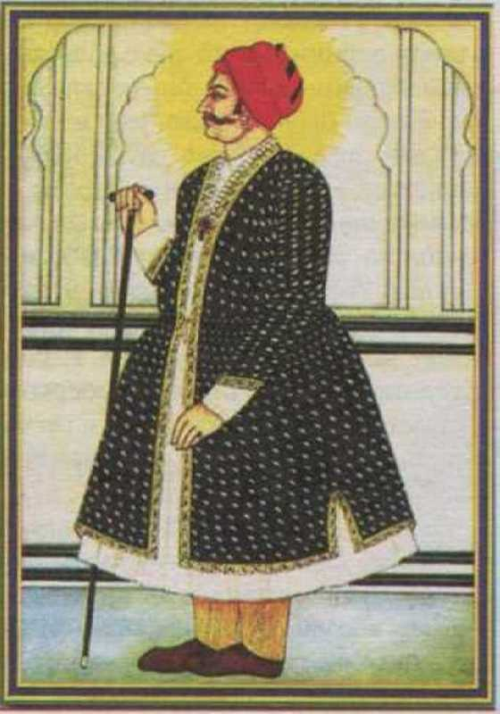 Sawai Jai Singh, the founder of the capital
