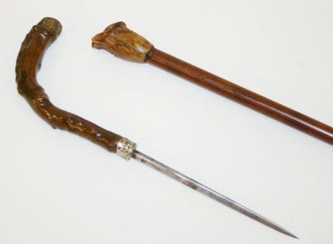 Walking stick - Gentleman's Companion