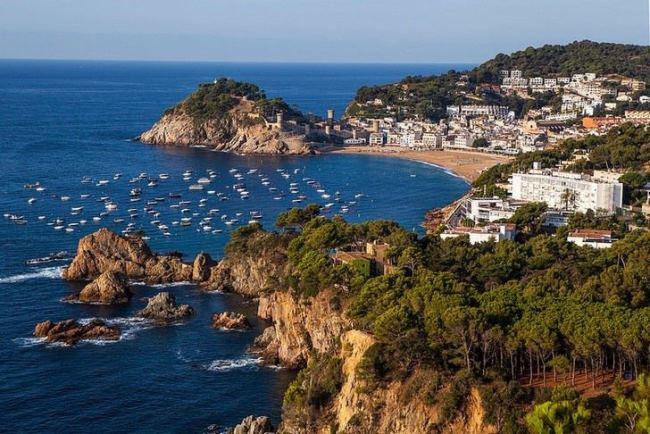 Spain - distinctive European Country