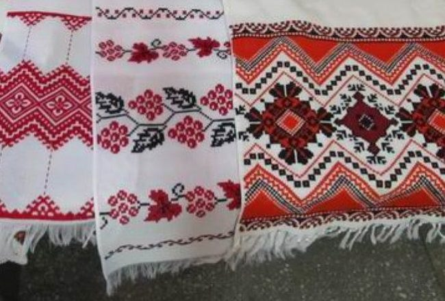 White-red-black color triad mythological meaning