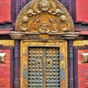 Entrance Door Color According to Feng Shui