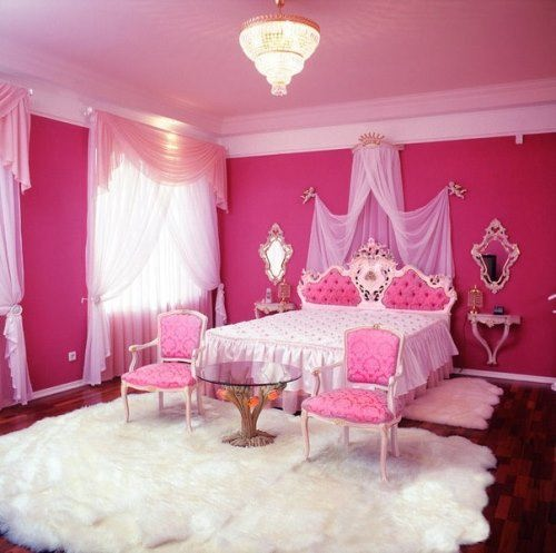 Pink color inspiration
