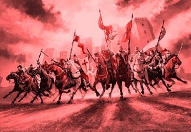 Red Branch Irish warrior group