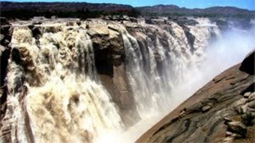Orange River natural phenomenon
