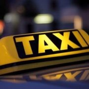 Taxi traditional yellow color history