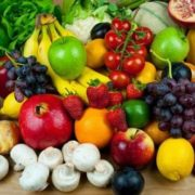 Effects of color nutrition on human body