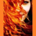 Orange color inspiration