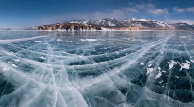 Lake Baikal - Pearl of Siberia