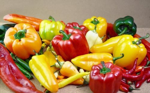 Peppers - Hot and Spicy