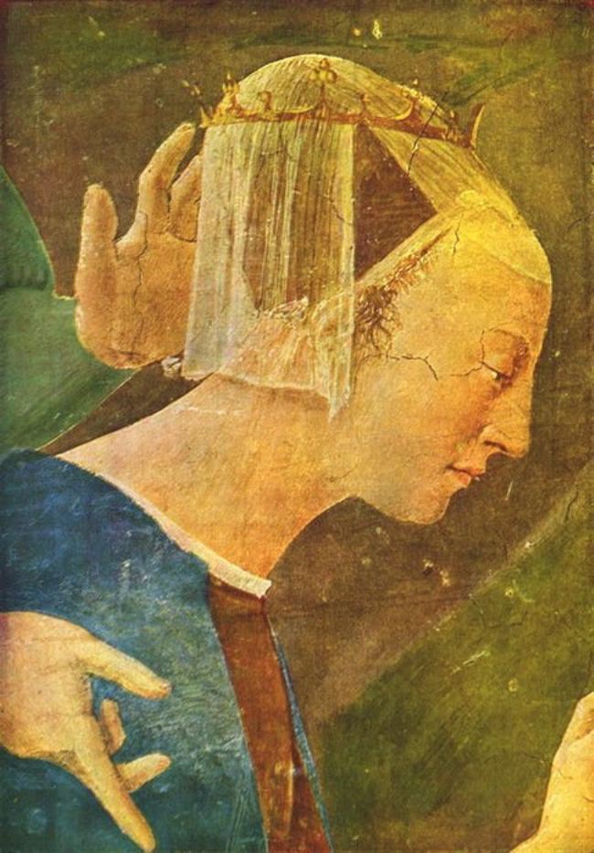 Piero della Francesca. The Queen of Sheba